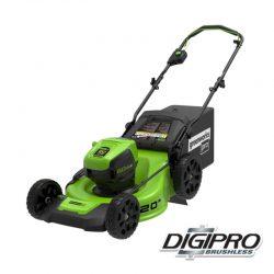 Greenworks 60V DigiPro Accu Grasmaaier